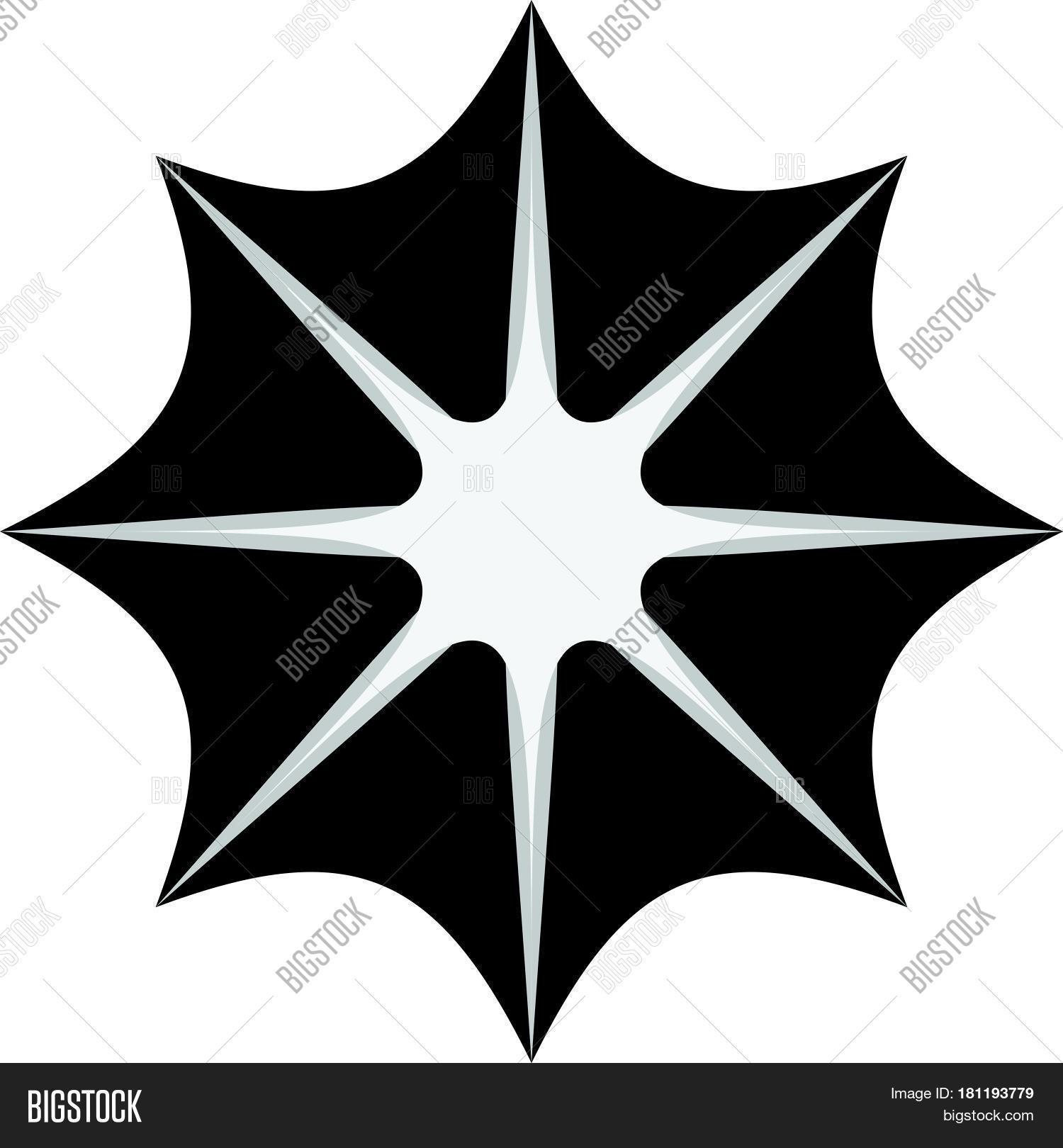 Starburst, Sunburst Vector & Photo (Free Trial) | Bigstock