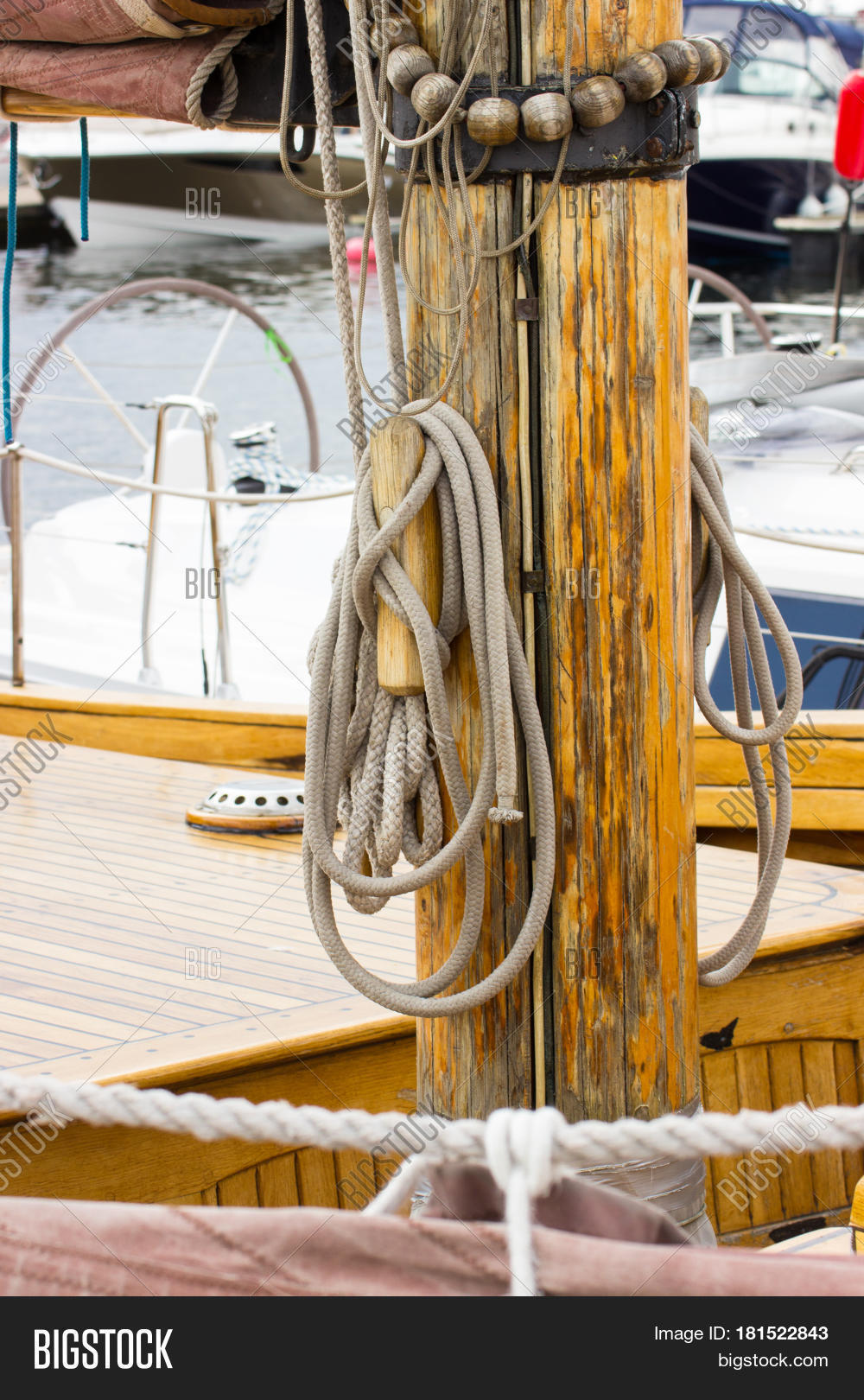 Yachting, Parts Old Image & Photo (Free Trial) | Bigstock