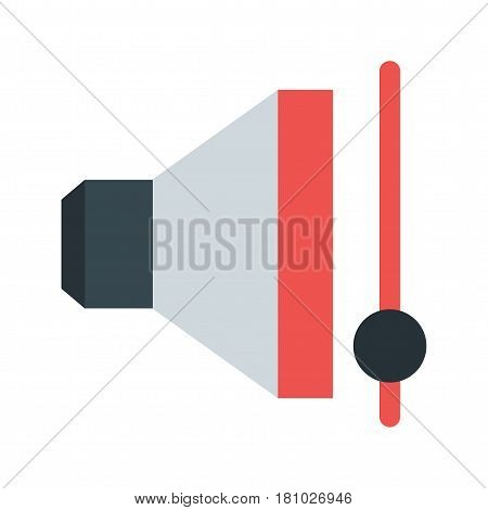 Volume, knob, control icon vector image. Can also be used for web interface. Suitable for use on web apps, mobile apps and print media.