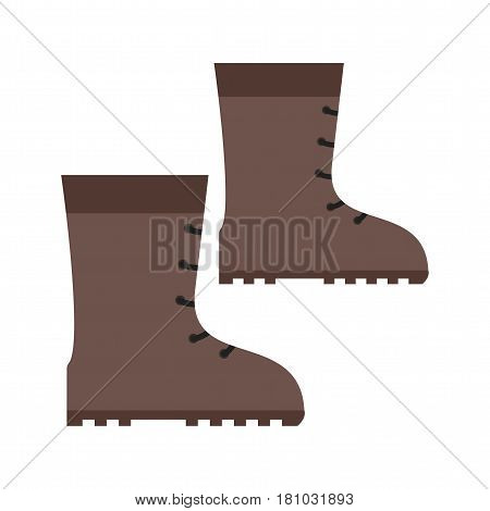Rain, boots, autumn icon vector image. Can also be used for autumn. Suitable for mobile apps, web apps and print media.