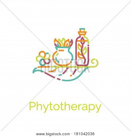 Logo Template - Phytotherapy