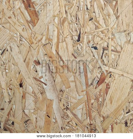 Wood particle board background