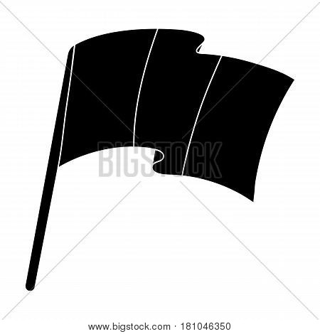 The Belgian flag.The dark Belgian wolf. Belgium single icon in black style vector symbol stock web illustration.