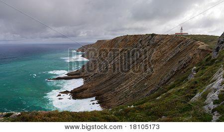 Cape Espichel Cliff