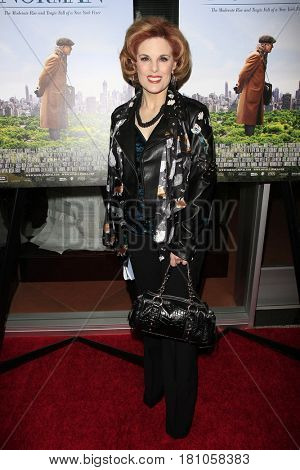 LOS ANGELES - APR 5: Kat Kramer at the premiere of Sony Pictures Classics' 'Norman' at Linwood Dunn Theater at the Pickford Center for Motion Study on April 5, 2017 in Los Angeles, CA