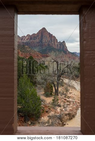 Framing The Watchman