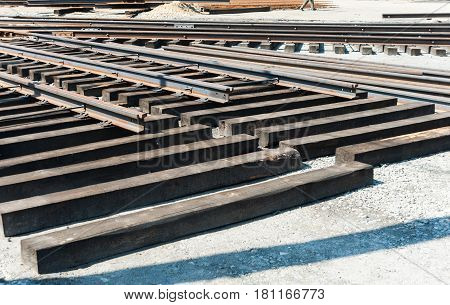 Construction Of Railway Tracks
