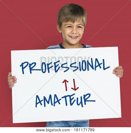 Professional Amateur Expertise Position Occupation