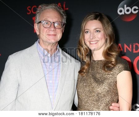 LOS ANGELES - APR 8:  Jeff Perry, Zoe Perry at the