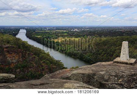 Mount Portal Lookout, Australia