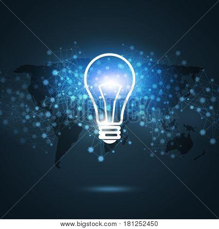 Idea Bright Lamp Digital Connections