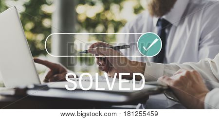 Solved Ideas Problem Solution Strategy Process