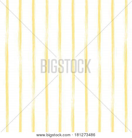 Seamless Vector Grunge Geometrical Pattern With Hand Drawn Lines. Endless Background With Horizontal