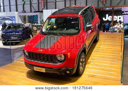 2015 Jeep Renegade Trail Hawk Diesel