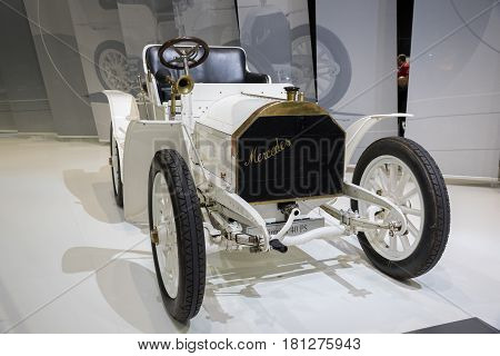 1903 Mercedes Simplex 40 Ps Vintage Car