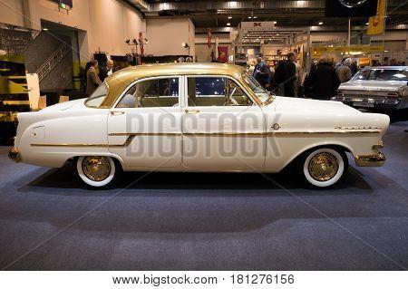 1956 Opel Kapitan Vintage Car