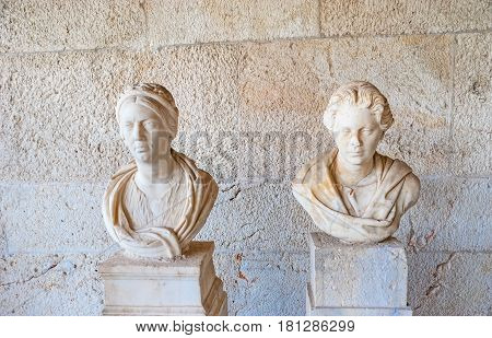 The Busts Of Women