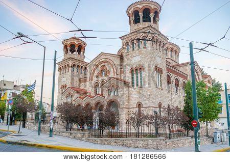 The Church On The Port