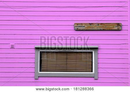 windows venetian blind wooden pink wall  house