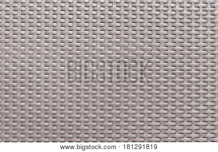 Abstract background, synthetics fabric texture. Gray or silver textile material, sample, copy space, macro
