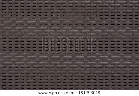 Abstract background, synthetics fabric texture. Brown textile material, sample, copy space, macro