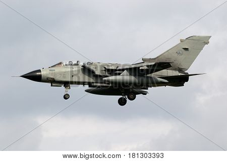 Italy Air Force Tornado Bomber Fighter Jet Plane