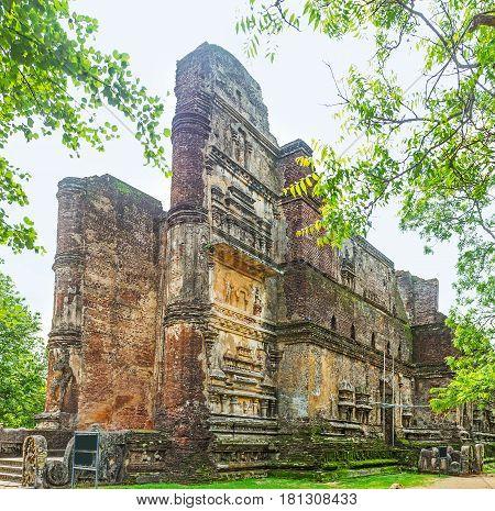 Lankathilaka Image House