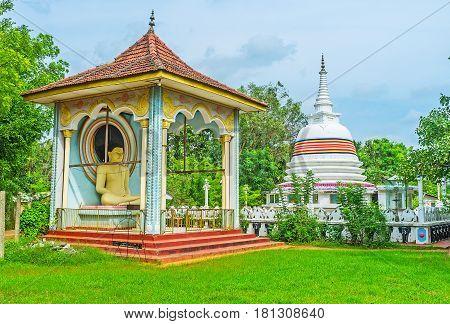 Bendiwewa Raja Maha Viharaya Temple