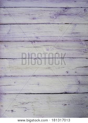 Background of old and vintage lilac wooden boards