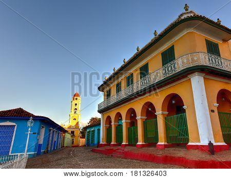Palacio Brunet - Trinidad, Cuba