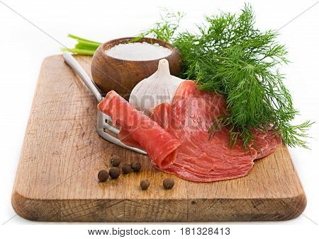 Smoked Fillets