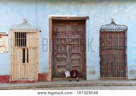 Old Trinidad, Cuba