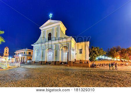 Holy Trinity Church - Trinidad, Cuba