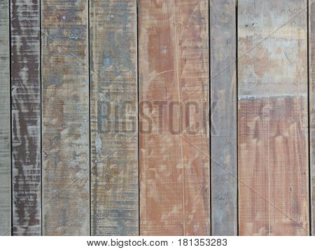 An old background of rough wooden boards