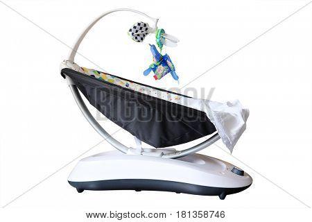 Empty electronic cradle