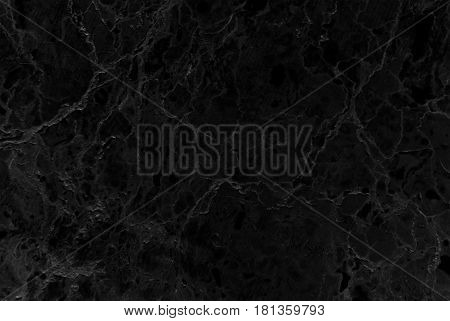 Abstract natural black marble, Patterned texture background for interiors wallpaper design.
