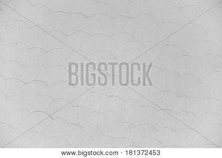 White Fish Skin Paint Wall, Background, Seamless Texture, Pattern