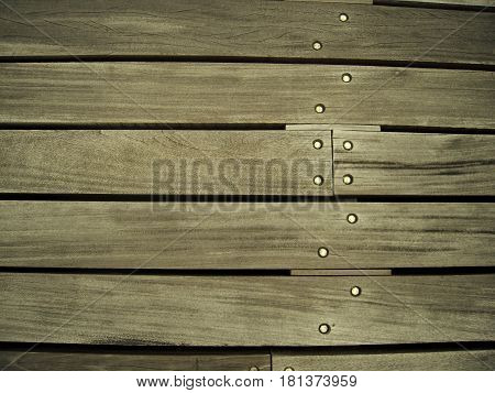 Natural wood texture with horizontal lines, wood fence background.