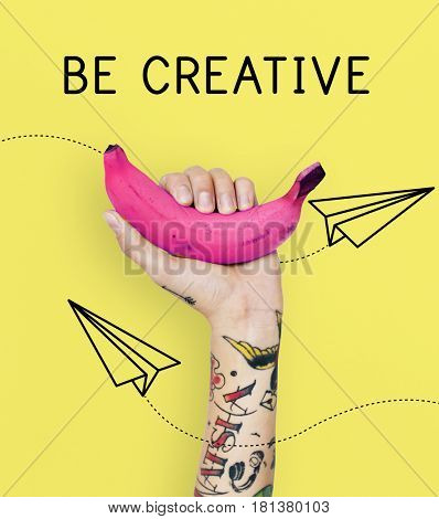 Be Creative Ideas Imagination Inspiration Creativity