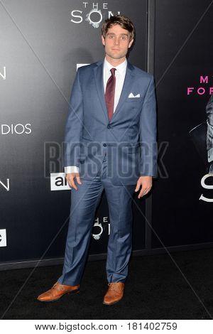 LOS ANGELES - APR 3:  Shane Graham at the AMC's