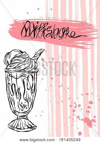 Hand Drawn Vector Vector Photo Free Trial Bigstock