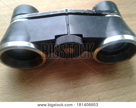 Binoculars - optical device composed of two parallel-connected telescope. It is used for observation of distant objects