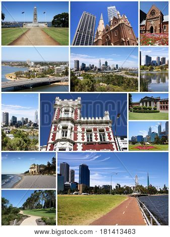 Perth Collage