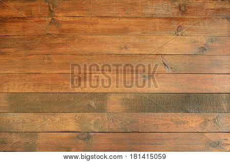 Wood Texture Background. Pine Board With Knots