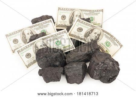 Coal and money
