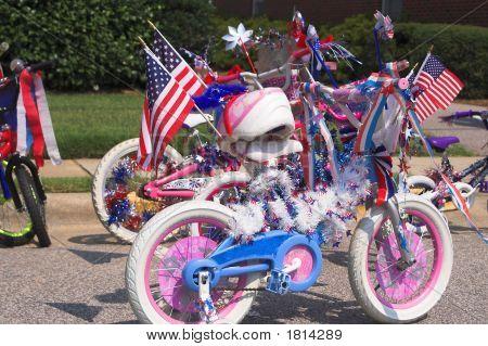 Patriotic Bikes