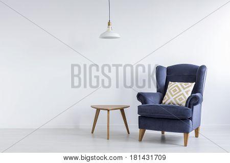 Modest Decor Of Room