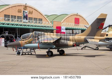 Royal Moroccan Air Force Dassault Alpha Jet Plane