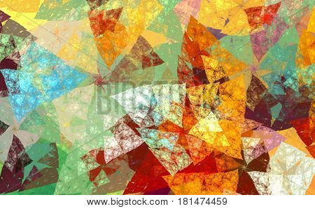 Light summer pattern of cotton or silk fabric. Suitable as a pattern for bandanna dresses and blouses handkerchiefs and bed linen.