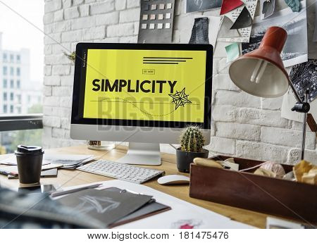 Simplicity Minimal Design Modern Normal